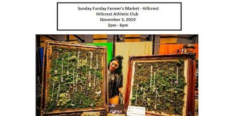 Sunday Funday Farmer's Market tickets