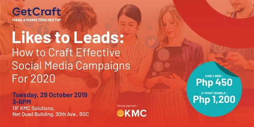 Likes to Leads: How to Craft Effective Social Media Campaigns for 2020