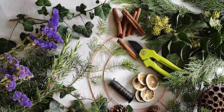 Christmas Wreath Workshop - 14th December tickets