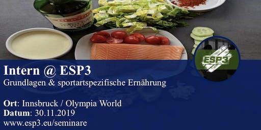 Modul 1 - Grundlagen & sportartspezifische Ernährung