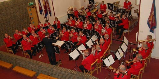 Christmas Charity Concert with the Croydon Salvation Army Band