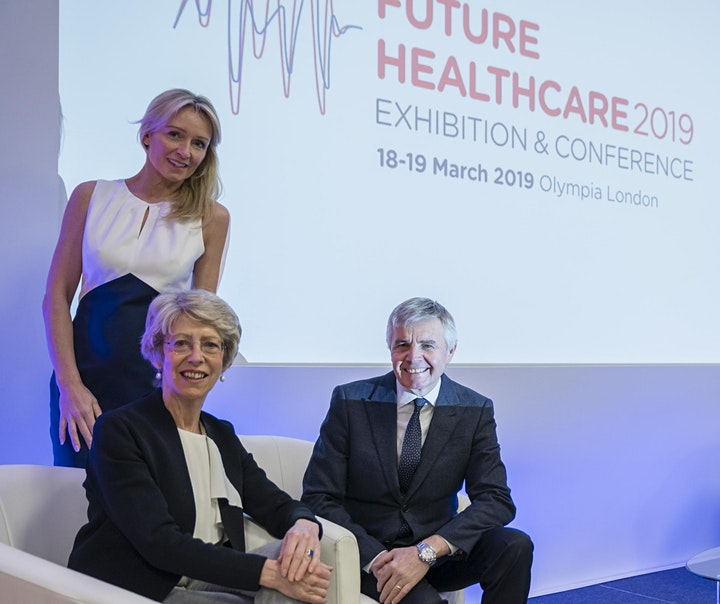 The Future Health Show , Excel, London. 8th / 9th June 2021 #FHXPO21 image