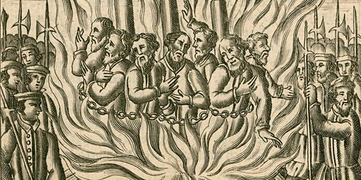 Burnings, Butchery & Black Death: London's Bloody Past