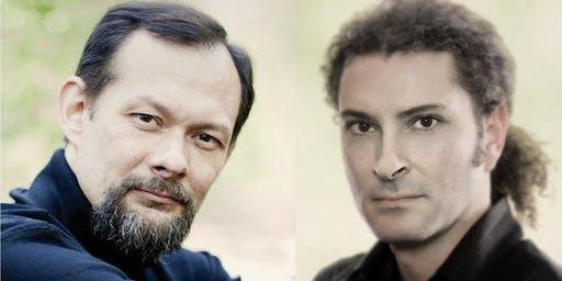 Concert Enrico Pace & Igor Roma: Debussy en Holst