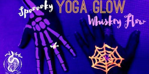 Halloween Yoga Glow Whiskey Flow