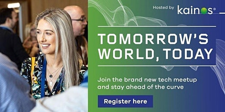 Tomorrow's World, Today - Tech Workshop sessions! tickets