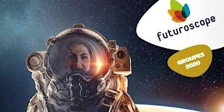 Eductour Futuroscope nouveauté 2020 billets