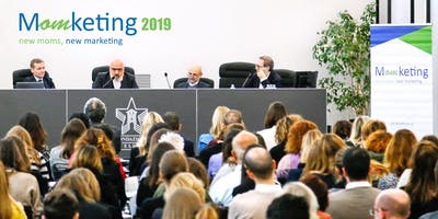 Momketing 2019 - quinta edizione- conferenza italiana BtoB del marketing alle mamme.