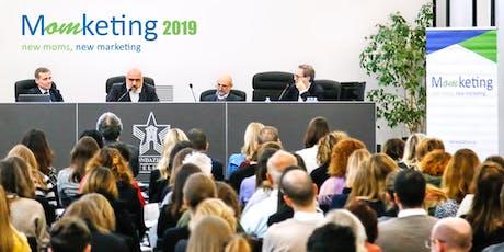 Momketing 2019 - quinta edizione- conferenza italiana BtoB del marketing alle mamme. biglietti