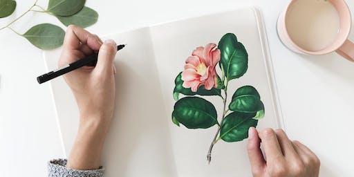 Botanical Art Workshop - Adult Event