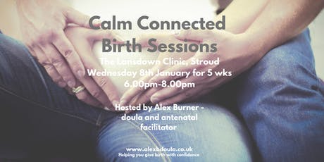 Calm Connected Birth Preparation Course tickets