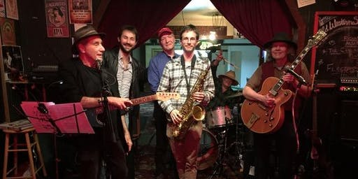 9pm - R. Moon e & Jimi James & the New Improved Cascade Canyon Band