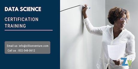 Data Science Classroom Training in Winston Salem, NC tickets