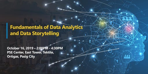 Fundamentals of Data Analytics and Data Storytelling