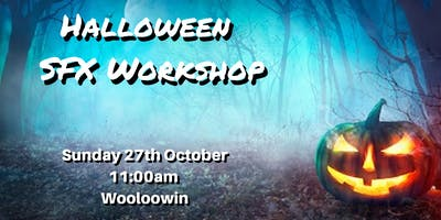 Halloween Special Effects Workshop