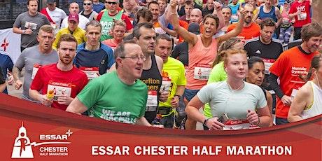 Chester Half Marathon tickets