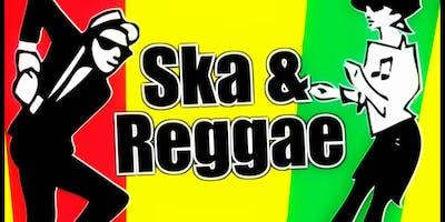 Ska & Reggae Night Longbridge