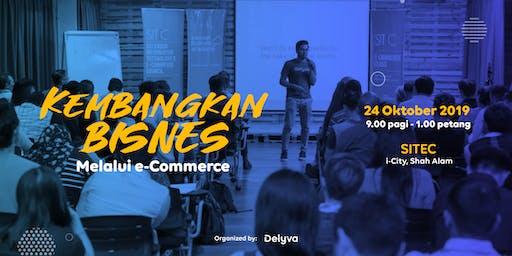 Kembangkan Bisnes Melalui eCommerce
