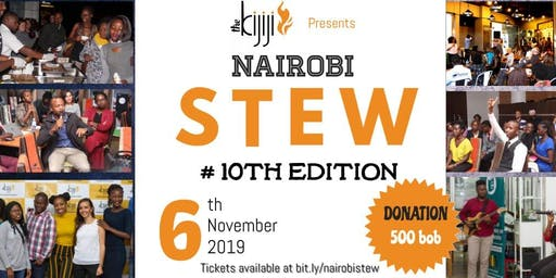 Nairobi Stew - Where Nairobians Create Change