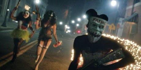 The PURGE Halloween Party @ The RESERVE DTLA / Everyone FREE until 11pm tickets