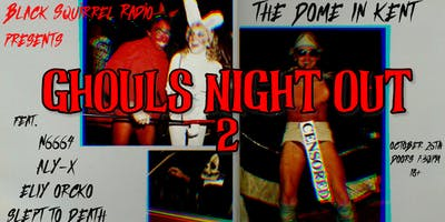 Black Squirrel Radio's Ghoul's Night Out 2 - Halloween Concert