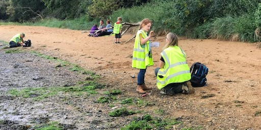 Ramsholt, Suffolk - GEOLOGICAL AND FOSSIL FIELD TRIP