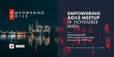Empowering Agile Meetup tickets