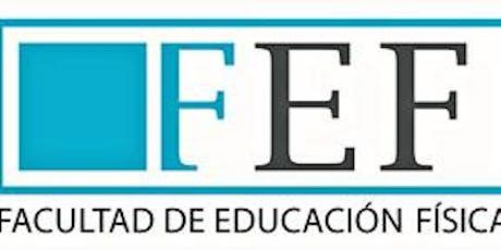 Jornada de Puertas Abiertas 2019-Facultad de Educación Física entradas