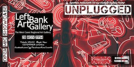 UNPLUGGED Intimate Music Showcase tickets
