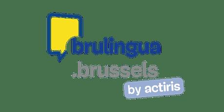 Informatiesessie Brulingua (NL) - Oktober-November - Actiris billets
