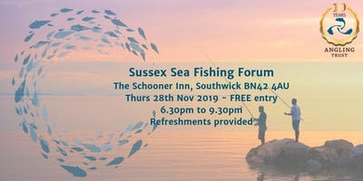 Angling Trust Sussex Sea Fishing Forum