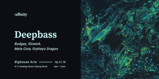 affinity — Deepbass [Informa] | UK (3hrs+)