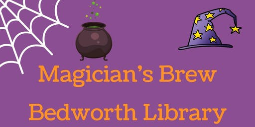 Magician's Brew - Half Term Storytelling event at Bedworth Library