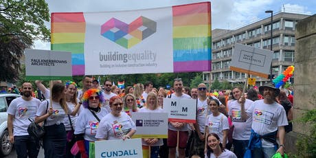 Building Equality North East - Launch tickets