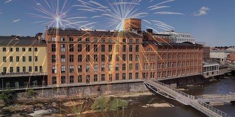 Forskning och innovation  – en bra affär för Norrköping tickets