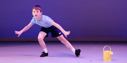 FREE TRIAL - BALLET FOR KIDS FROM 7 YEARS OLD (exam work)