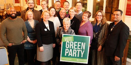 Sheffield Green Party General Election Action Day Hunters Bar area tickets