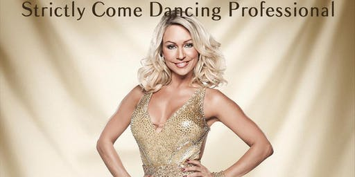 Kristina Rihanoff Latin American Dance Workshop