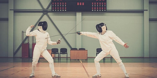 Fencing Lessons & Practice Time: Discover the Olympic sport of Sabre Fencing