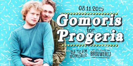 ✧ Gomoris for Progeria ✧ tickets