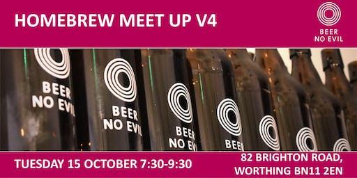 Homebrew Meet Up V4