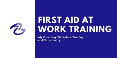 QA Level 3 First Aid at Work (3 day course)
