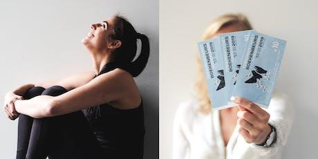#Fit in 100 dagen met Delphine Steelandt | Boekenbeurs 2019 tickets