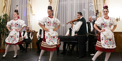 New Year's Eve Hungarian Dance Performance and Dinner and Party
