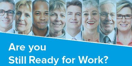 Still Ready for Work: Employability Workshop tickets