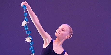 FREE TRIAL - BALLET CLASS KIDS FROM 9 YEARS OLD  tickets