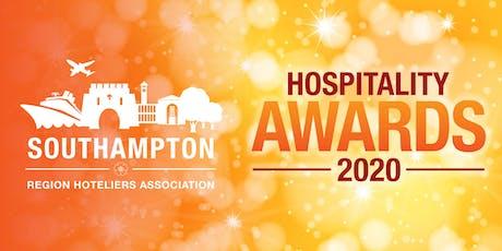 Southampton Hospitality Awards tickets