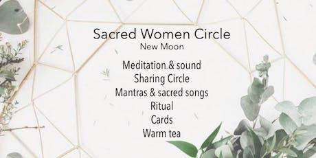Sacred Women Circle tickets