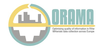ORAMA project final event with GeoERA: Improving European raw material data