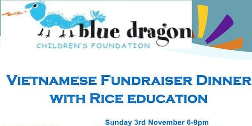 Vietnamese Fundraiser Dinner with Rice Education